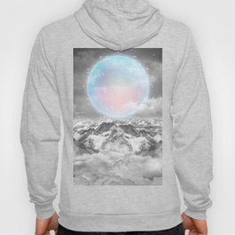 Places Neither Here Nor There (Guardian Moon) Hoody
