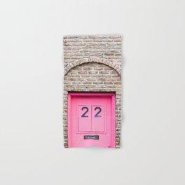 Door Number 22 Hand & Bath Towel