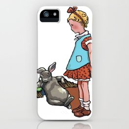 Did You Eat the Last Cupcake? iPhone Case