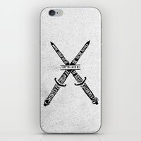 vendetta iPhone & iPod Skins featuring V for Vendetta by Drew Wallace
