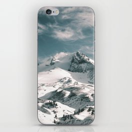 Mount Hood IV iPhone Skin