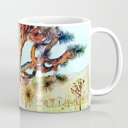 Joshua Tree VG Hills by CREYES Coffee Mug