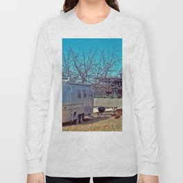 winery airstream Long Sleeve T-shirt