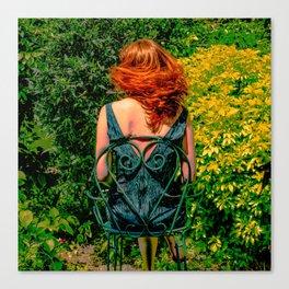Photo couleur Canvas Print