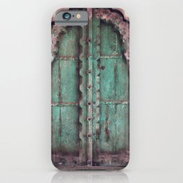Doors Of Rajasthan iPhone Case