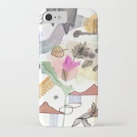 new year iPhone & iPod Cases featuring New Year by Brooke Weeber