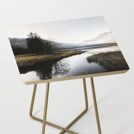 Mountain river 2 Side Table