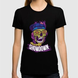 Looking For A Unique Detailed Tee For Yourself?Here's An Awesome T-shirt For You Helicopter Showdown T-shirt