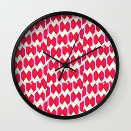 Sofia Patterns Wall Clock