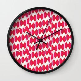 Sofia Patterns Wall Clock