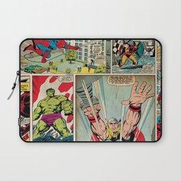 Comic Strip Laptop Sleeve