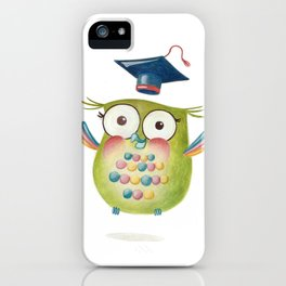 Graduation iPhone Case