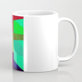 Colorful Truth. Green. Coffee Mug