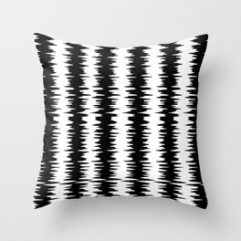 JAGGARD EDGE Throw Pillow