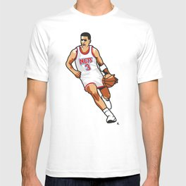 "Drazen ""Dragon"" Petrovic T-shirt"