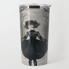Dark Little Season Travel Mug