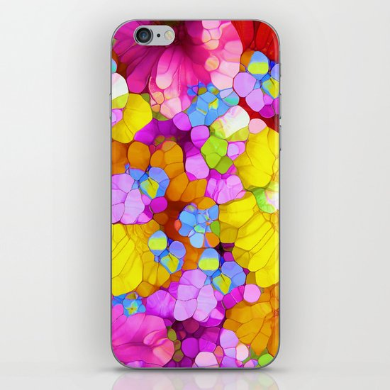 Colors of Joy iPhone & iPod Skin
