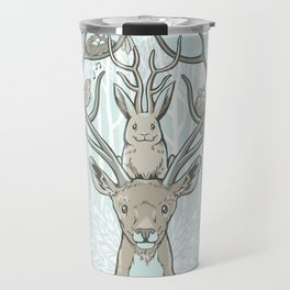 Friends & Birds Travel Mug