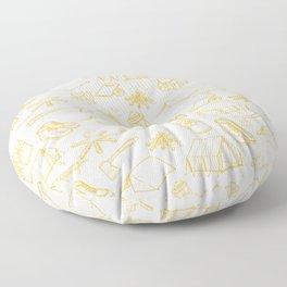 ADVENTURE SEEKER Floor Pillow