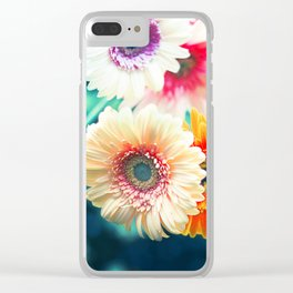 Sunny Love III Clear iPhone Case