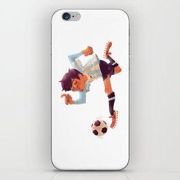 Lionel Messi, Argentina Jersey iPhone Skin