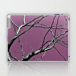 Reaching Violet Laptop & iPad Skin