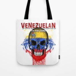 To The Core Collection: Venezuela Tote Bag