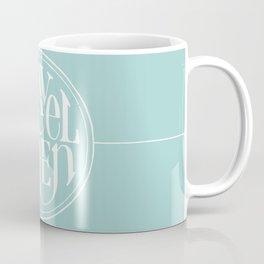 Travel with Teal Coffee Mug