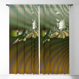 Storm of life renewal Blackout Curtain