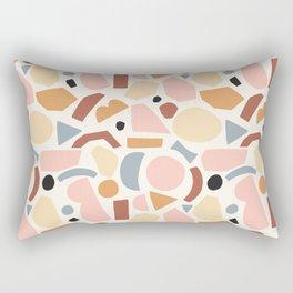 Malibu Earthy Rectangular Pillow