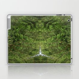 Don't Go Down To The Woods Today... Laptop & iPad Skin