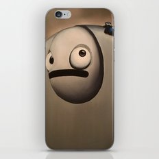 Larry the Robot iPhone & iPod Skin