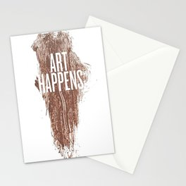Art Happens Stationery Cards