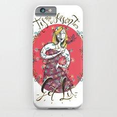 Tis the Season to Get Lit iPhone 6s Slim Case