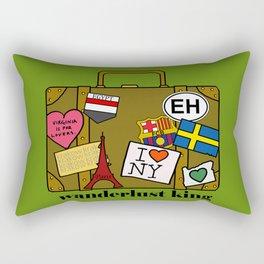 Wanderlust King Rectangular Pillow