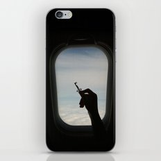 The Key to the Sky iPhone & iPod Skin