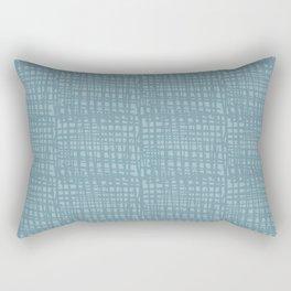 plaid (6) Rectangular Pillow