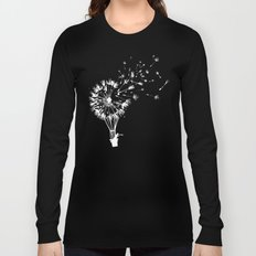 Going where the wind blows Long Sleeve T-shirt