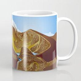 Magic Water - Tongariro National Park Coffee Mug