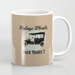Vintage Wheels - Ford Model T Coffee Mug