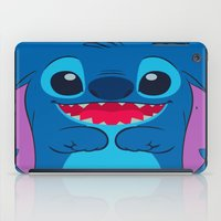 stitch iPad Cases featuring stitch by customgift