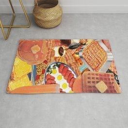 The Most Important Meal Rug
