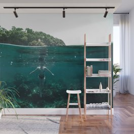Floating Wall Mural