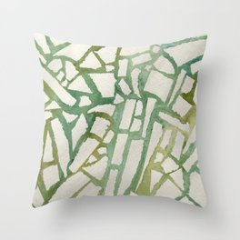#61. UNTITLED (Summer) Throw Pillow