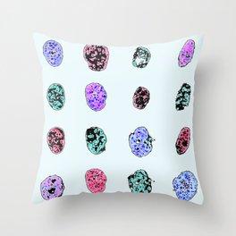 Chromatin Tatoo Throw Pillow