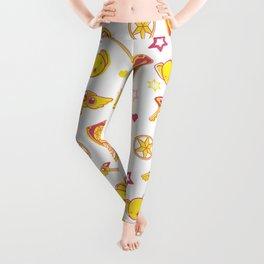 cardcaptor sakura pattern Leggings