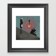 Intro to Surrealism Framed Art Print