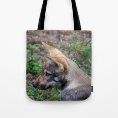 Canis Lupus Lupus Tote Bag