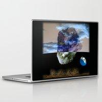 sagan Laptop & iPad Skins featuring Multiverse by Deepti Munshaw