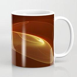 Curves Digital Art Coffee Mug